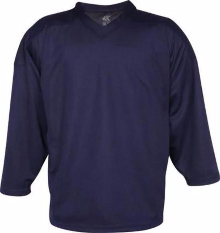 Economical Practice Jersey: Navy
