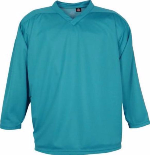 Economical Practice Jersey: Teal