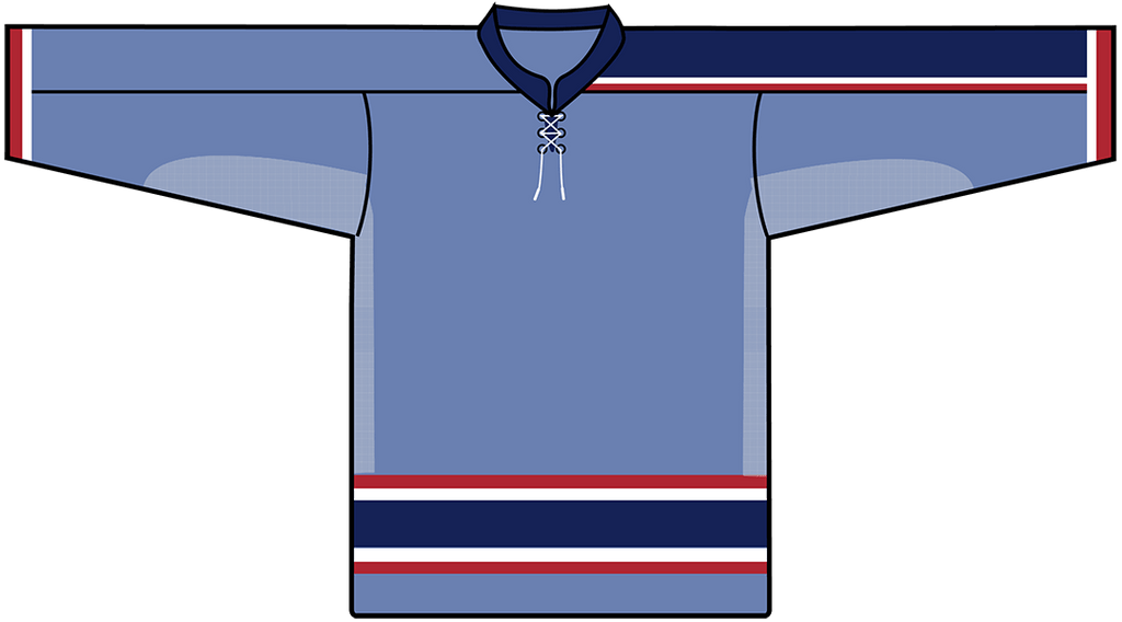 Retro Team Jersey: Atlanta Thrashers 2003 Alternate