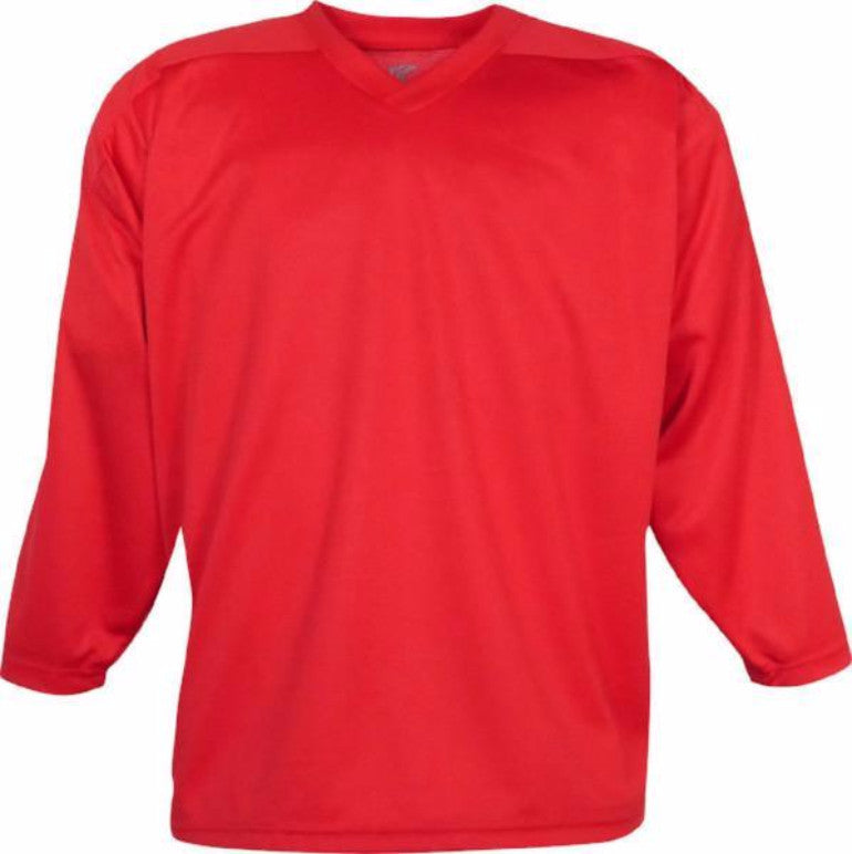 Economical Practice Jersey: Red
