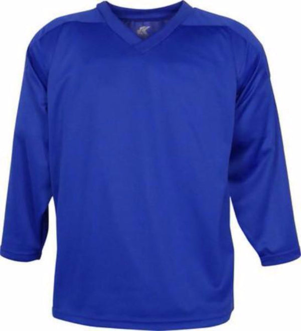 Economical Practice Jersey: Royal Blue