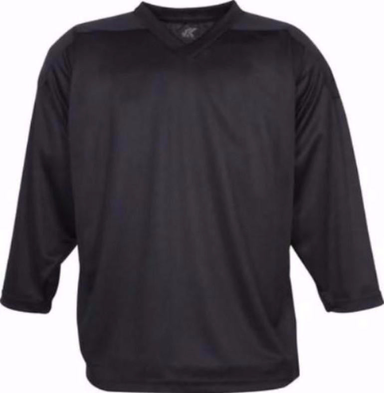 Economical Practice Jersey: Black