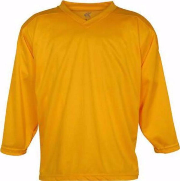 Economical Practice Jersey: Yellow