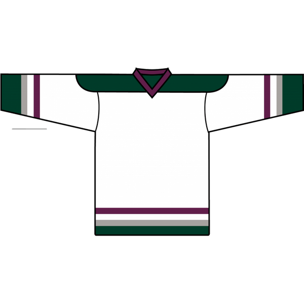 Value Team Jersey: Mighty Ducks of Anaheim 1993 White - Canadian Jersey Superstore