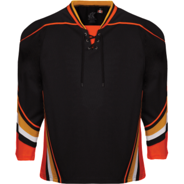 Premium Team Jersey: Anaheim Ducks Black