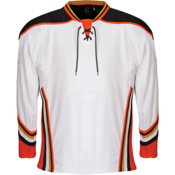 Premium Team Jersey: Anaheim Ducks White