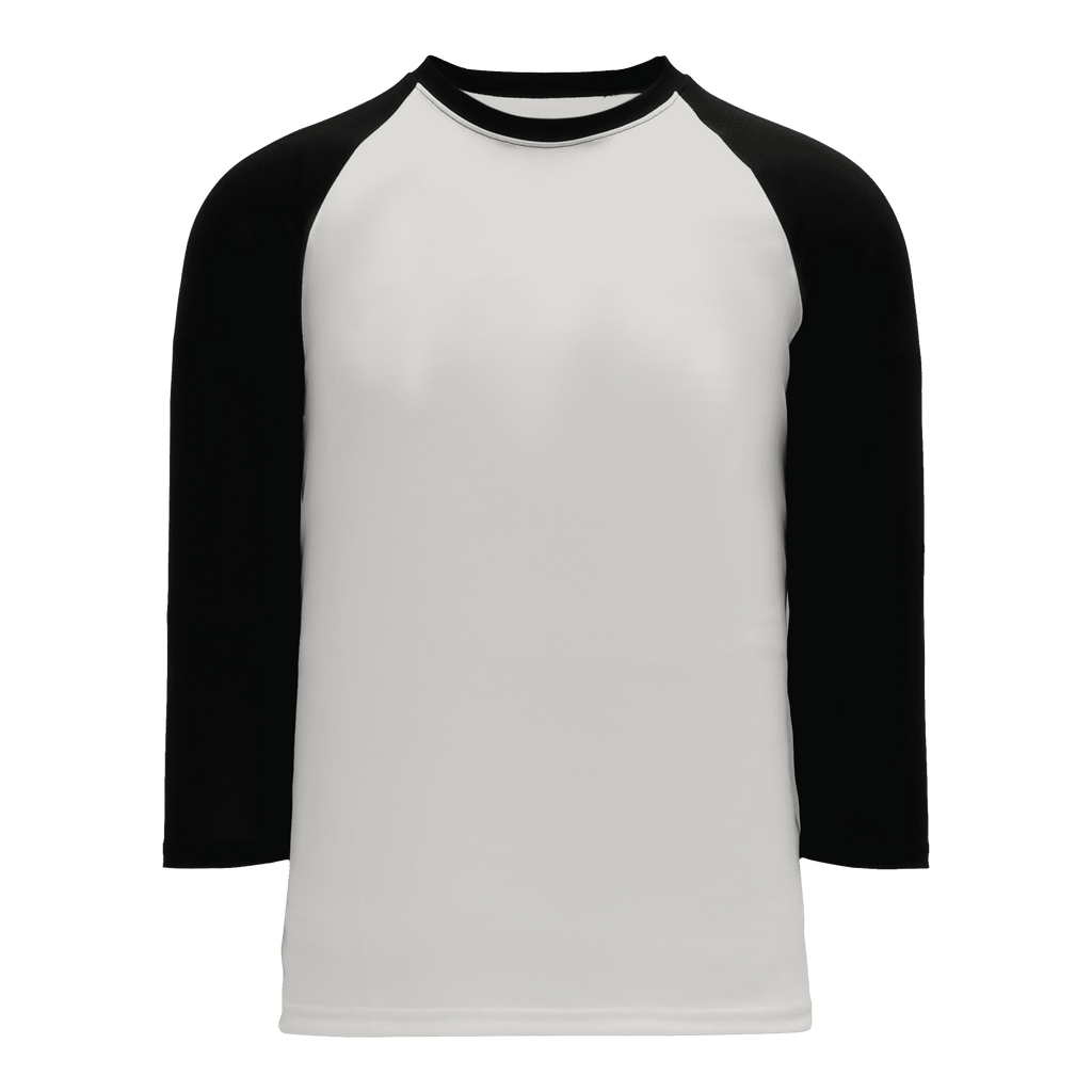 Long Sleeve Baseball Jerseys: Adult Cut