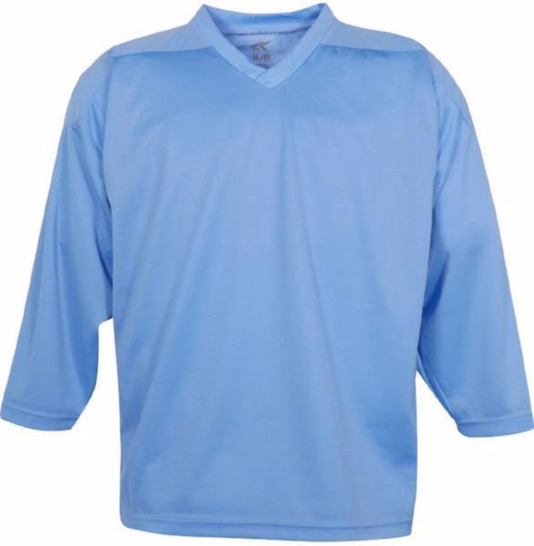 Economical Practice Jersey: Powder Blue