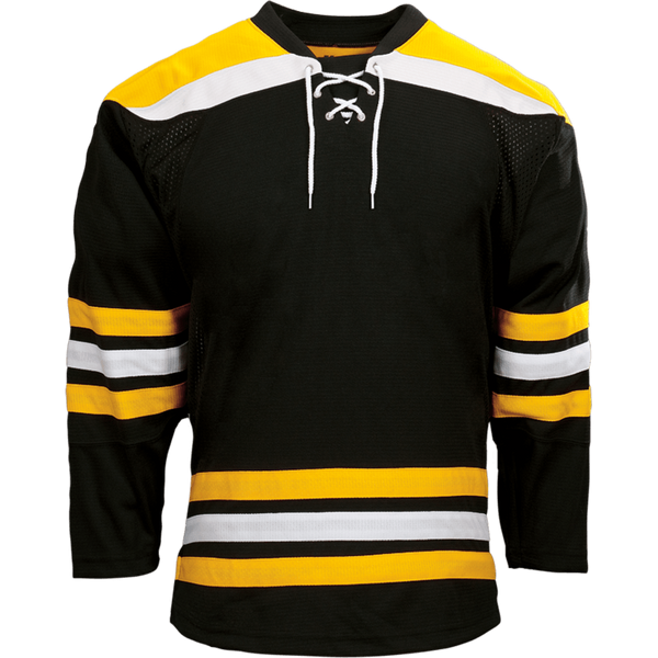 Premium Team Jersey: Boston Bruins Black - Canadian Jersey Superstore