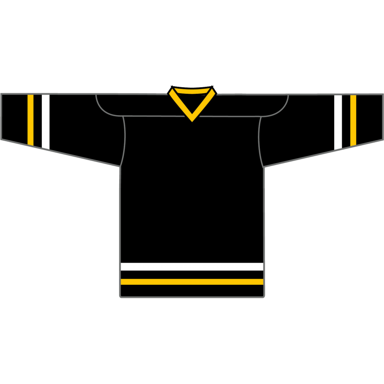 Value Team Jersey: Pittsburgh Penguins 1980 Black - Canadian Jersey Superstore