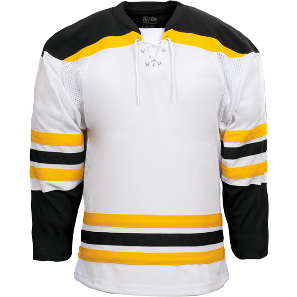 Premium Team Jersey: Boston Bruins White - Canadian Jersey Superstore