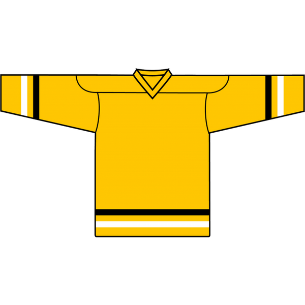 Value Team Jersey: Boston Bruins Yellow - Canadian Jersey Superstore