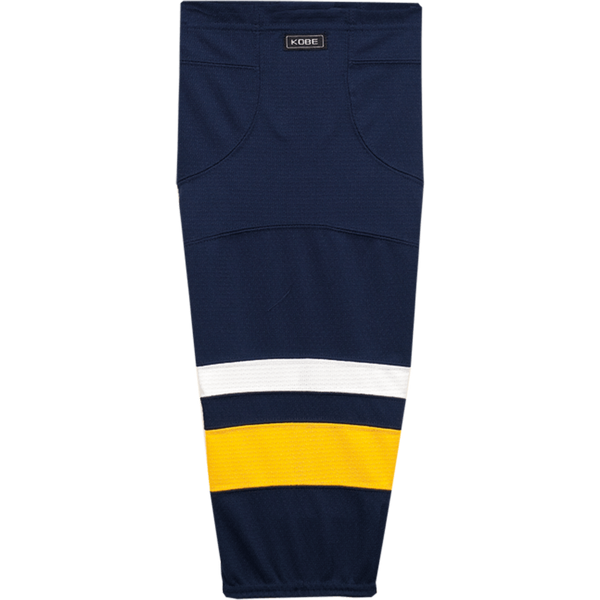 Premium NHL Pattern Socks: Buffalo Sabres 2008-11 Navy - Canadian Jersey Superstore