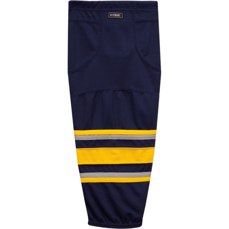 Premium NHL Pattern Socks: Buffalo Sabres Navy - Canadian Jersey Superstore