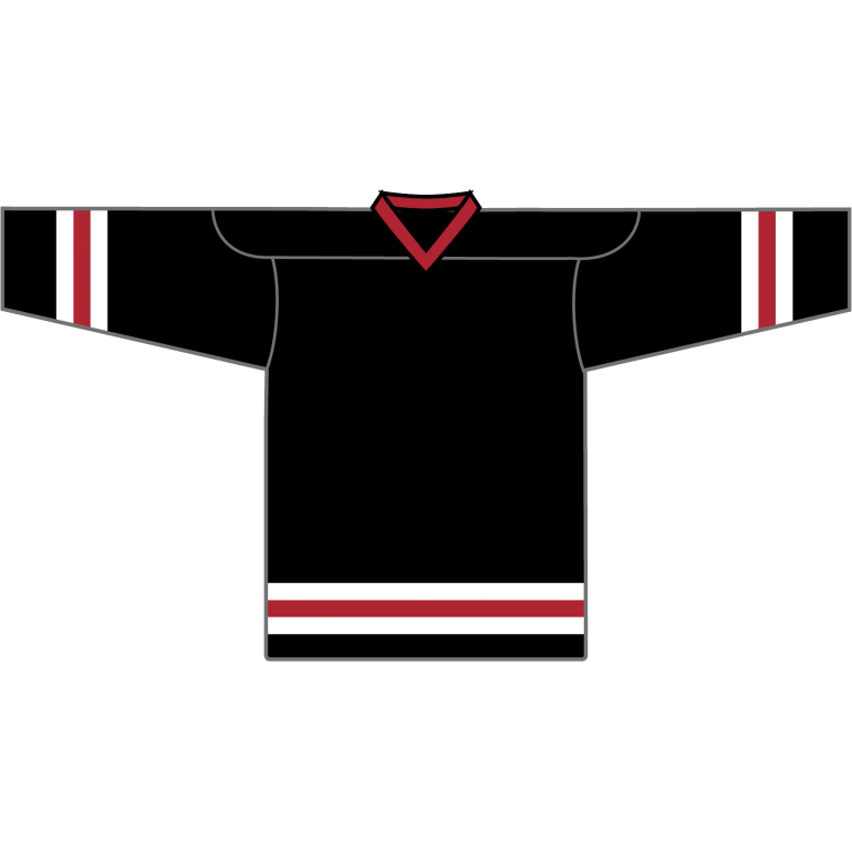 Value Team Jersey: Chicago Blackhawks Black - Canadian Jersey Superstore
