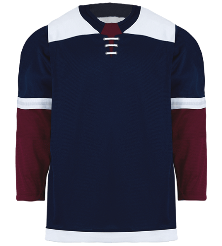 Premium Team Jersey: Colorado Avalanche Alternate Navy