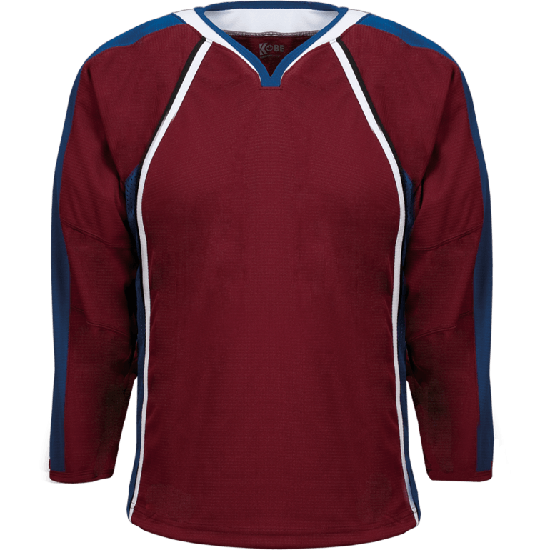 Premium Team Jersey: Colorado Avalanche Burgundy - Canadian Jersey Superstore