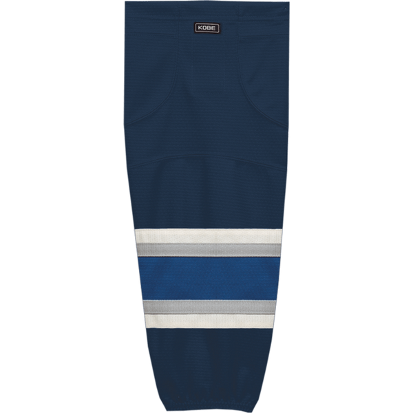 Premium NHL Pattern Socks: Columbus Blue Jackets Alternate - Canadian Jersey Superstore