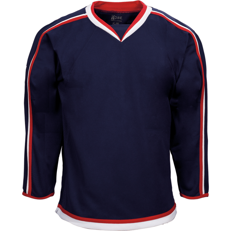 Premium Team Jersey: Columbus Blue Jackets Navy - Canadian Jersey Superstore