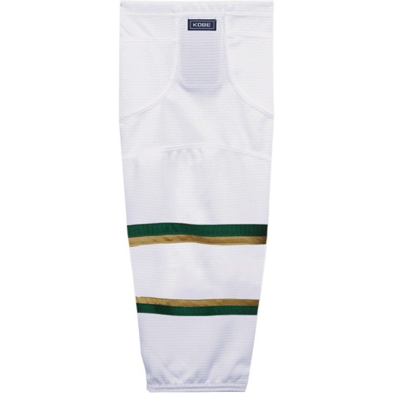 Premium NHL Pattern Socks: Dallas Stars 2007-13 White - Canadian Jersey Superstore