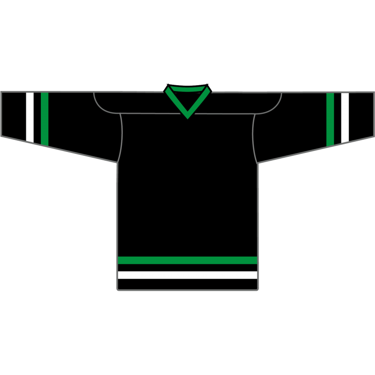 Value Team Jersey: Dallas Stars 1995 Black - Canadian Jersey Superstore