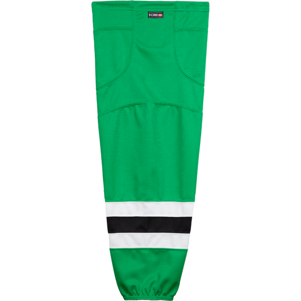 Premium NHL Pattern Socks: Dallas Stars Green - Canadian Jersey Superstore