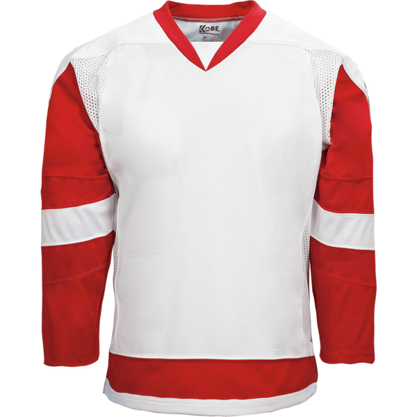 Premium Team Jersey: Detroit Red Wings White - Canadian Jersey Superstore
