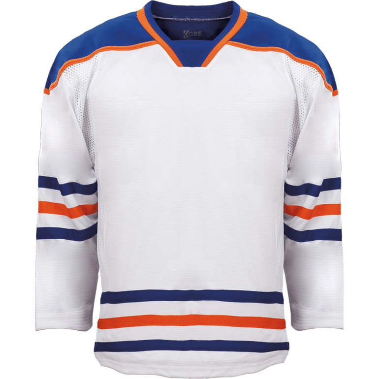 Premium Team Jersey: Edmonton Oilers White - Canadian Jersey Superstore