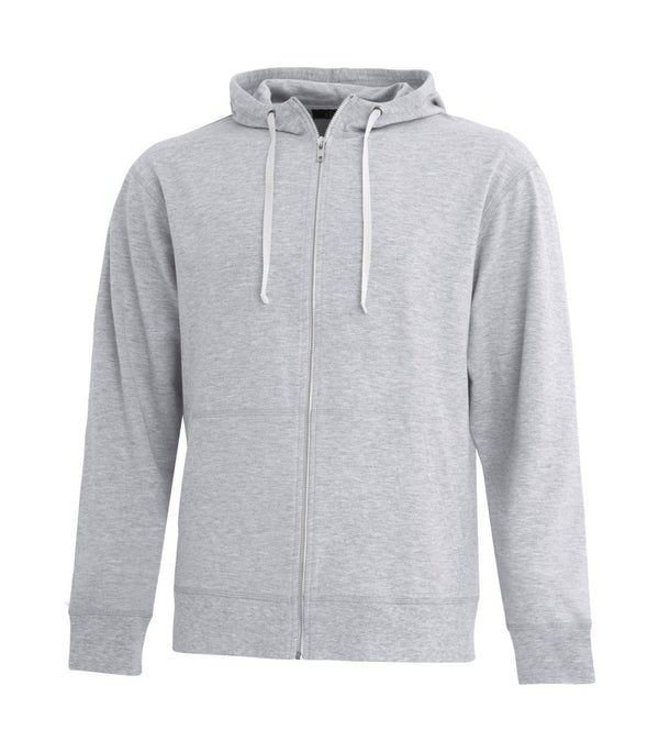 Lightweight Sweater: Full Zip