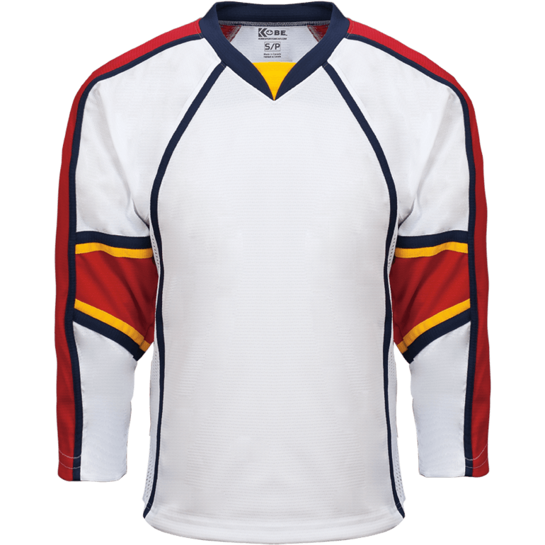 Premium Team Jersey: Florida Panthers White - Canadian Jersey Superstore