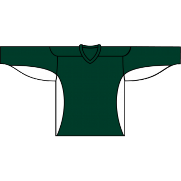 Value Practice Jersey: Forest Green - Canadian Jersey Superstore