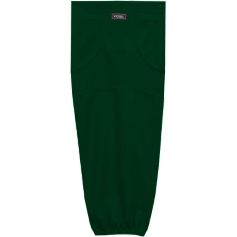 Premium Solid Colour Socks: Forest Green - Canadian Jersey Superstore