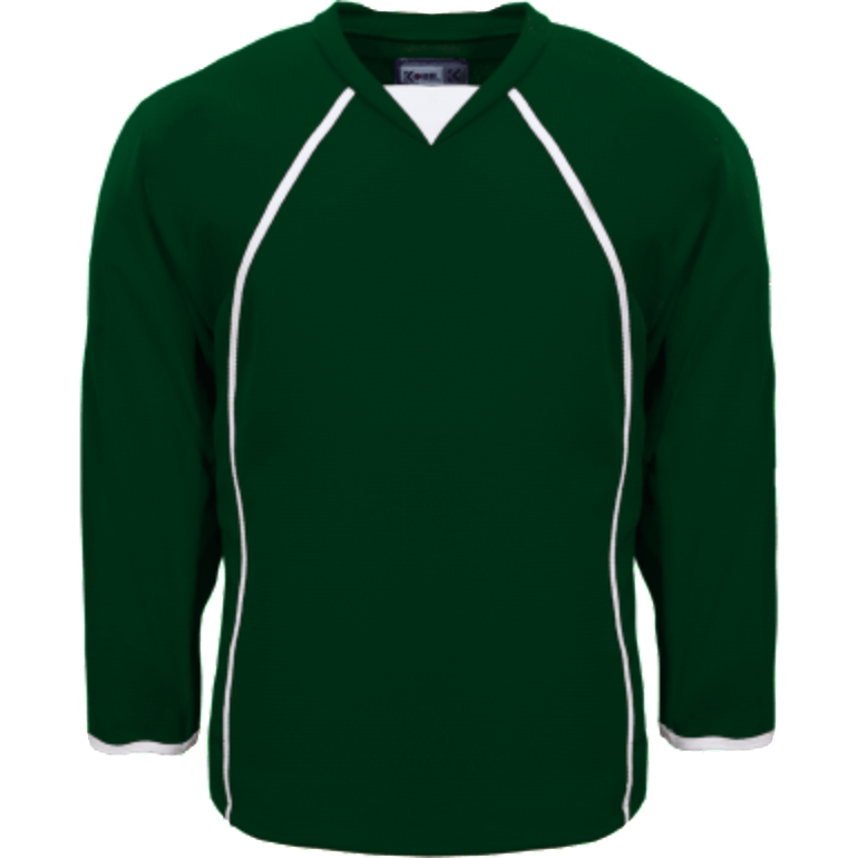 Premium Practice Jersey: Forest Green - Canadian Jersey Superstore