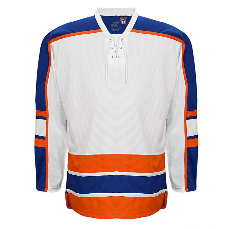 Premium Team Jersey: Halifax Highlanders (Goon) White - Canadian Jersey Superstore