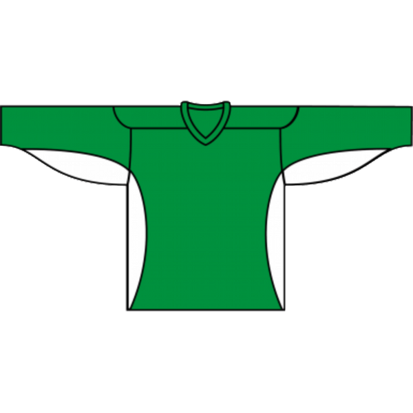 Value Practice Jersey: Kelly Green - Canadian Jersey Superstore