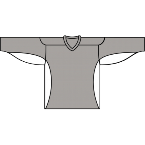 Value Practice Jersey: Grey - Canadian Jersey Superstore
