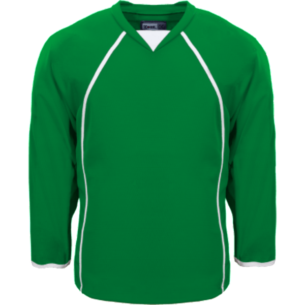 Premium Practice Jersey: Kelly Green - Canadian Jersey Superstore