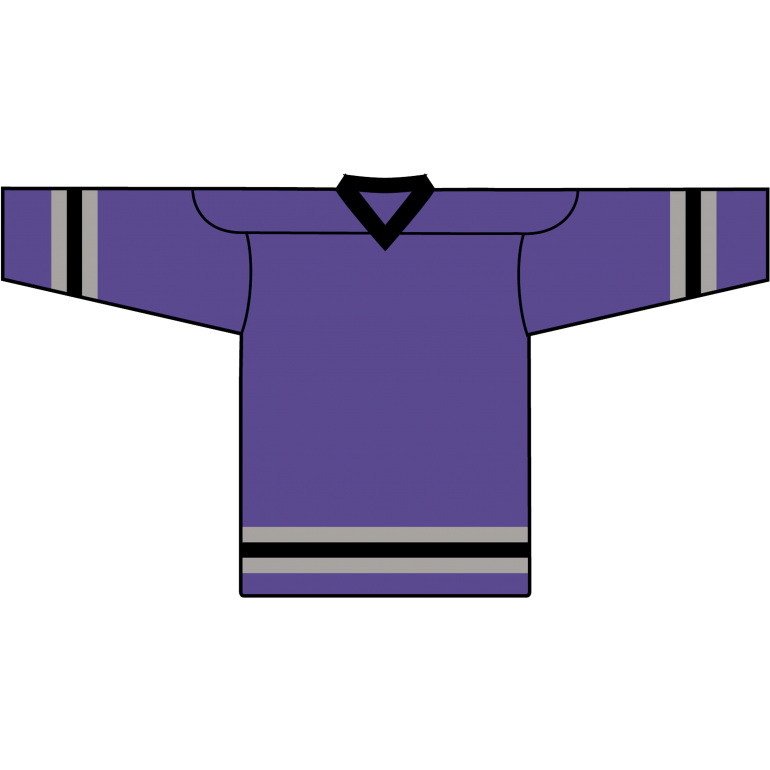 Value Team Jersey: Los Angeles Kings 1998 Purple - Canadian Jersey Superstore