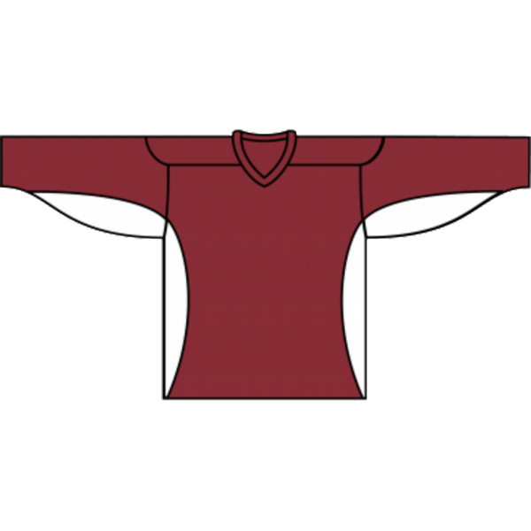Value Practice Jersey: Maroon - Canadian Jersey Superstore