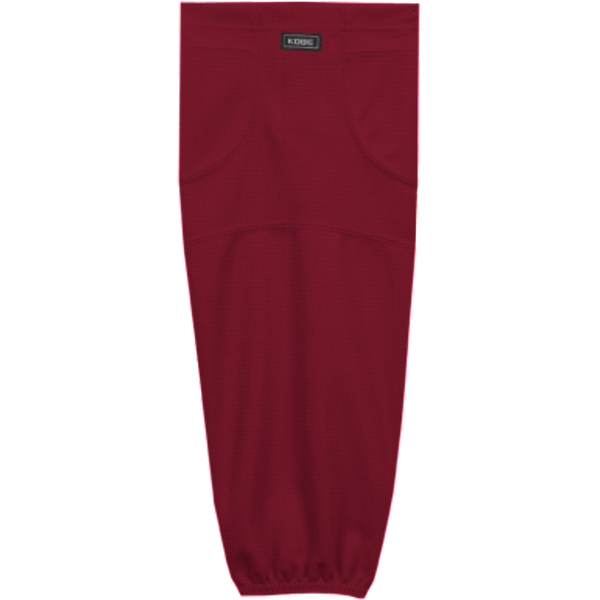 Premium Solid Colour Socks: Maroon - Canadian Jersey Superstore