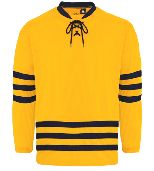 Premium Team Jersey: Michigan University Gold