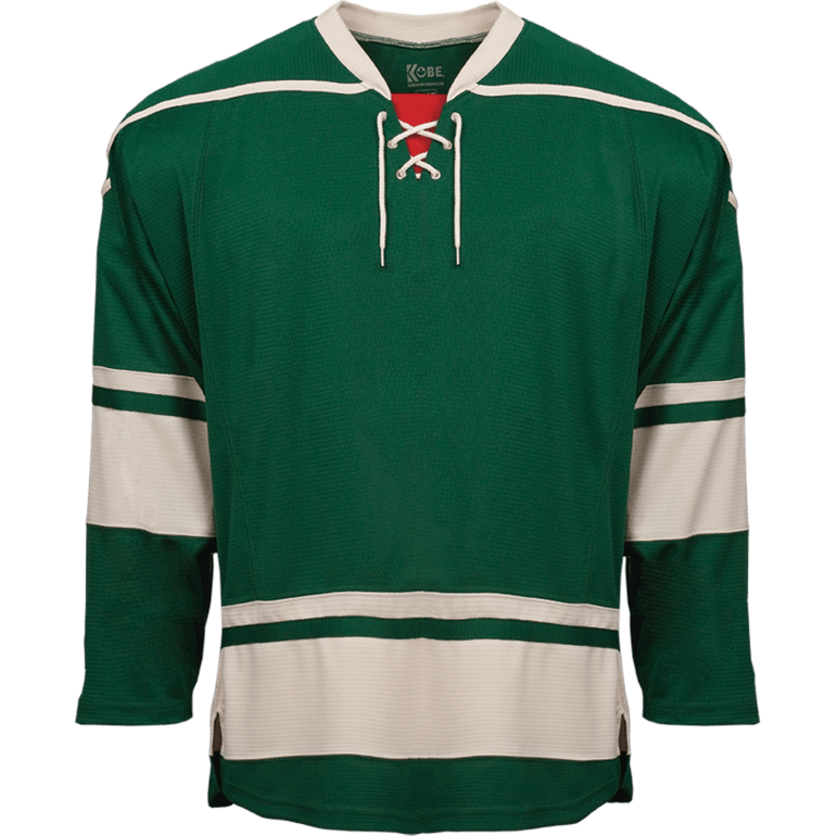 Premium Team Jersey: Minnesota Wild Green - Canadian Jersey Superstore