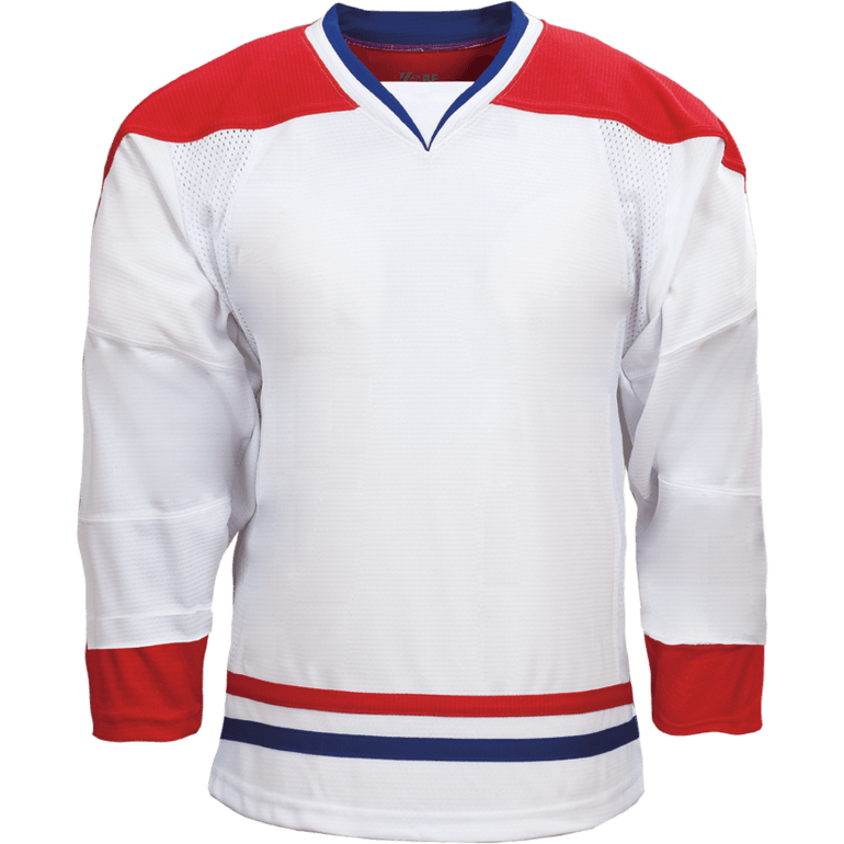 Premium Team Jersey: Montreal Canadiens White - Canadian Jersey Superstore