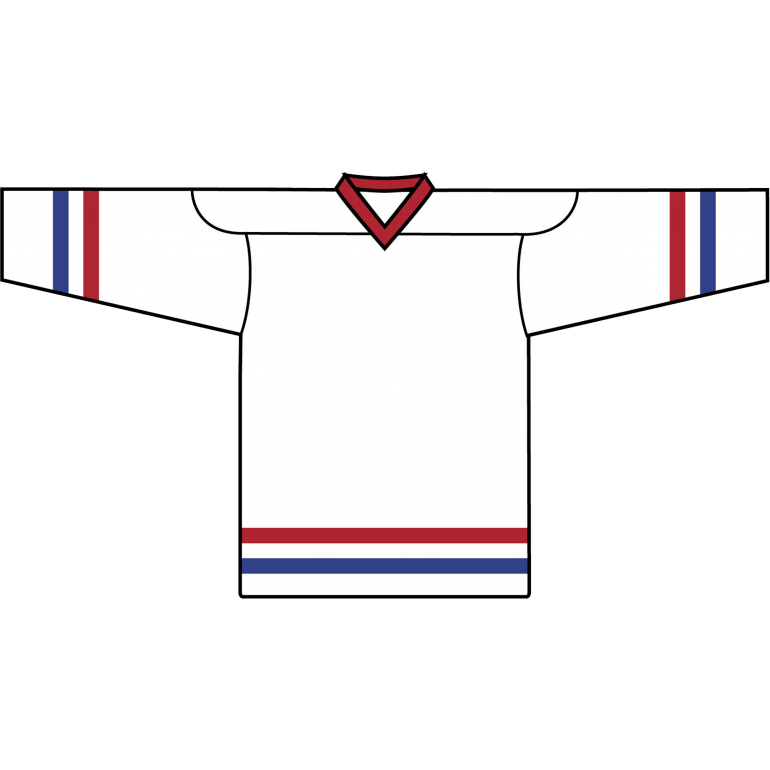 Value Team Jersey: Montreal Canadiens White - Canadian Jersey Superstore