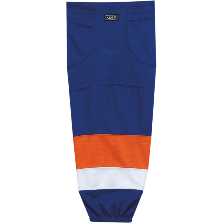 Premium NHL Pattern Socks: New York Islanders Blue - Canadian Jersey Superstore