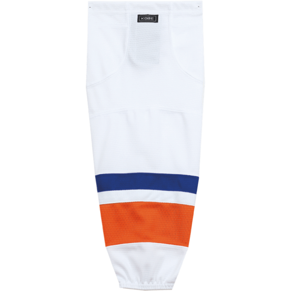 Premium NHL Pattern Socks: New York Islanders White - Canadian Jersey Superstore