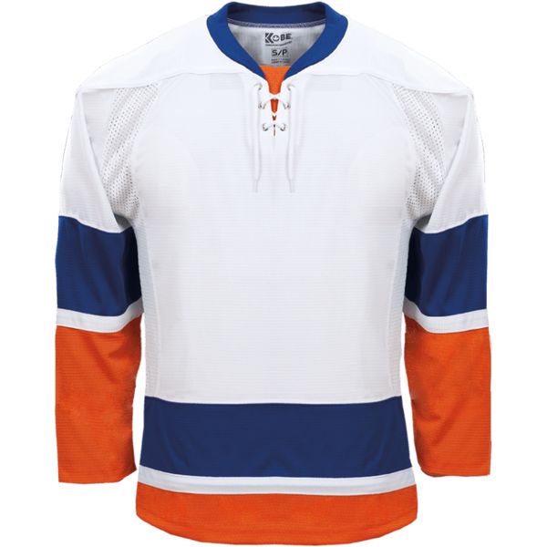 Premium Team Jersey: New York Islanders White - Canadian Jersey Superstore