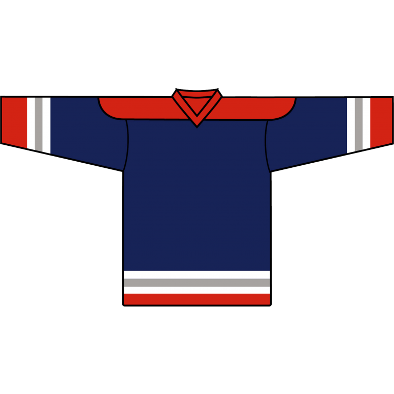 Value Team Jersey: New York Rangers 1996 Navy - Canadian Jersey Superstore