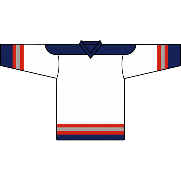 Value Team Jersey: New York Rangers 1996 White - Canadian Jersey Superstore