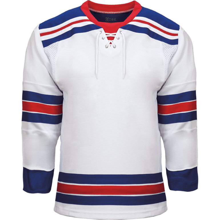 Premium Team Jersey: New York Rangers White - Canadian Jersey Superstore
